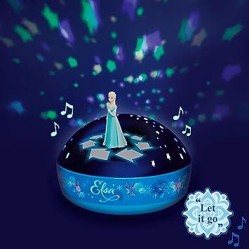 Amazon.com: Frozen Elsa bailando 200 estrellas con Let it go ...