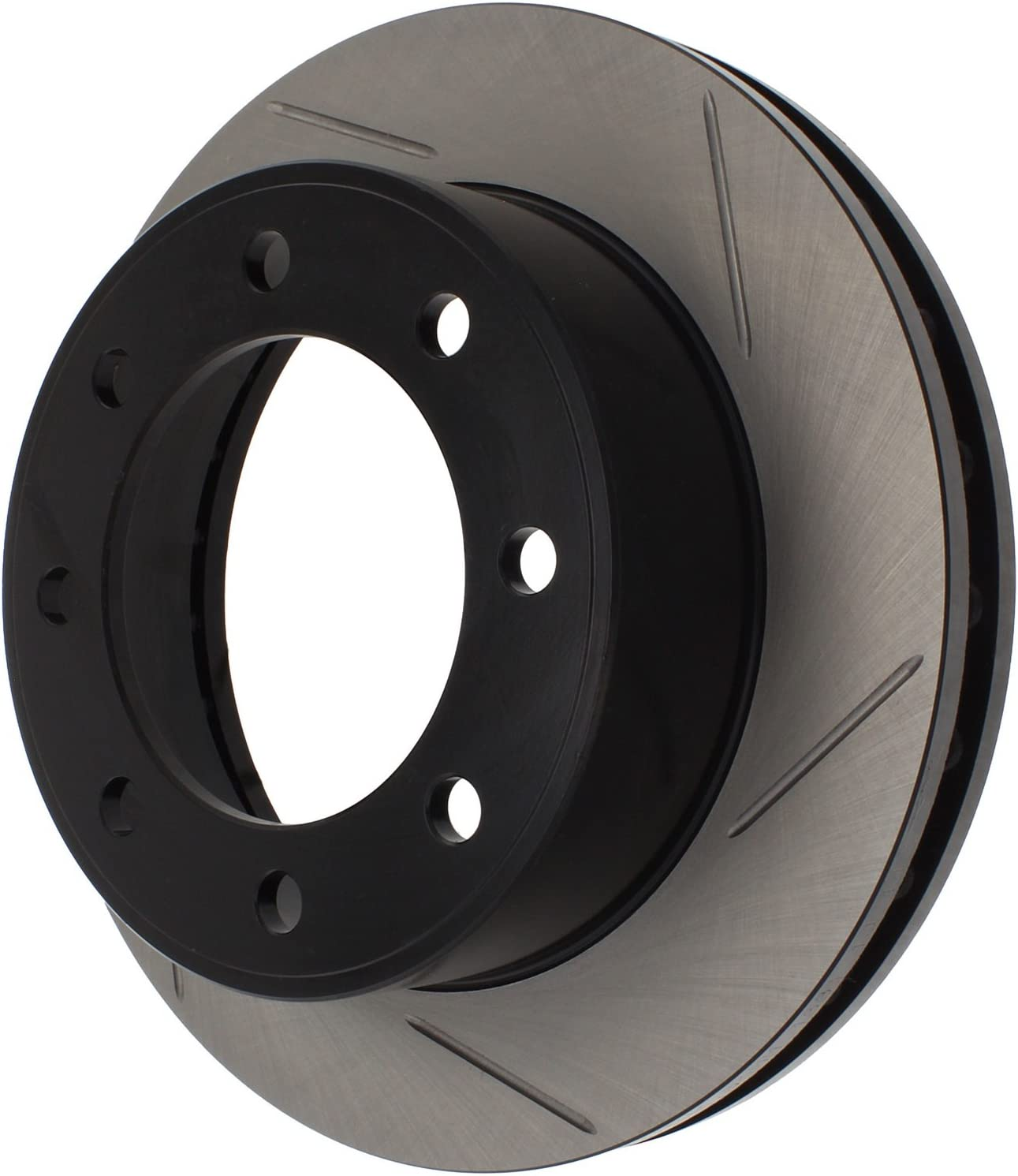 StopTech 126.65086SL Front Left Sport Slotted Brake Rotor