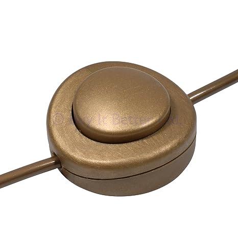 In-line presiona el interruptor de pie para suelos lámpara ...