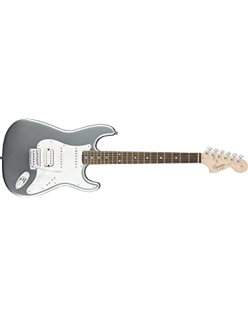 Fender Squier Affinity Stratocaster HSS Slick Silver
