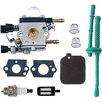 Hainice Carburador de Montaje de Juntas para Honda GX240 GX270 8HP 9HP 16100-ZE2-W71-1616100 ZH9-820 Carb Pieza de Recambio