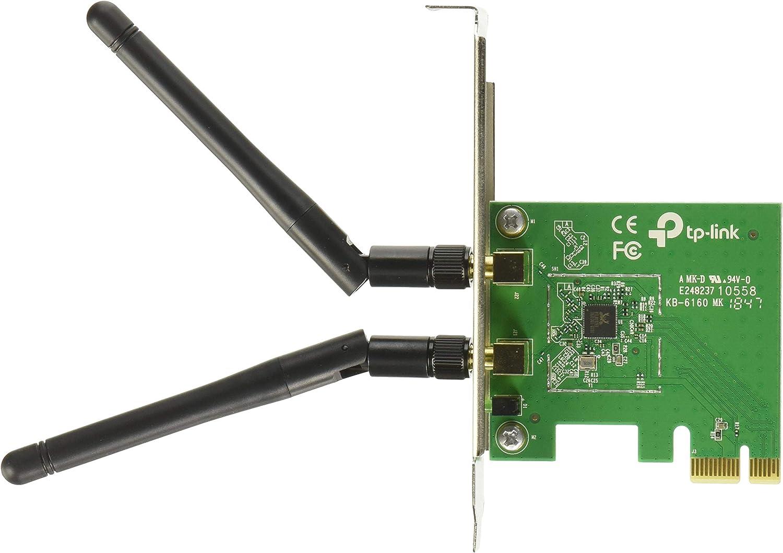 TP-Link N300 PCIe WiFi Card (TL-WN881ND)