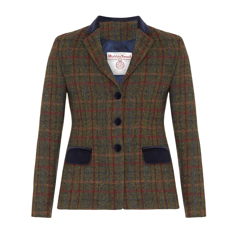 Amazon.com: Ladies Harris Tweed Coat: Clothing