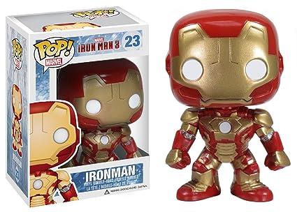 Xvii Marvel Man Pop Figure Mk Iron 3 xdoreBWQC