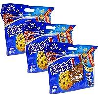 趣多多 曲奇饼干三连包 原味 (285+95g)*3