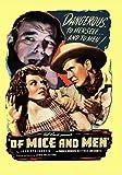 Of Mice And Men DVD (1939) Burgess Meredith Drama