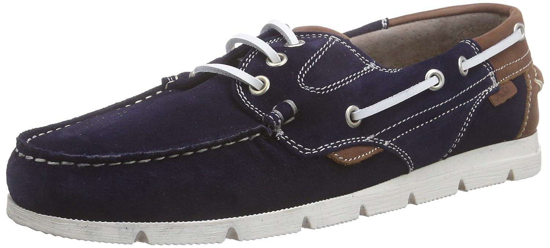 XTI 45678, Mocasines para Hombre, Azul (Marino), 45 EU: Amazon.es: Zapatos y complementos