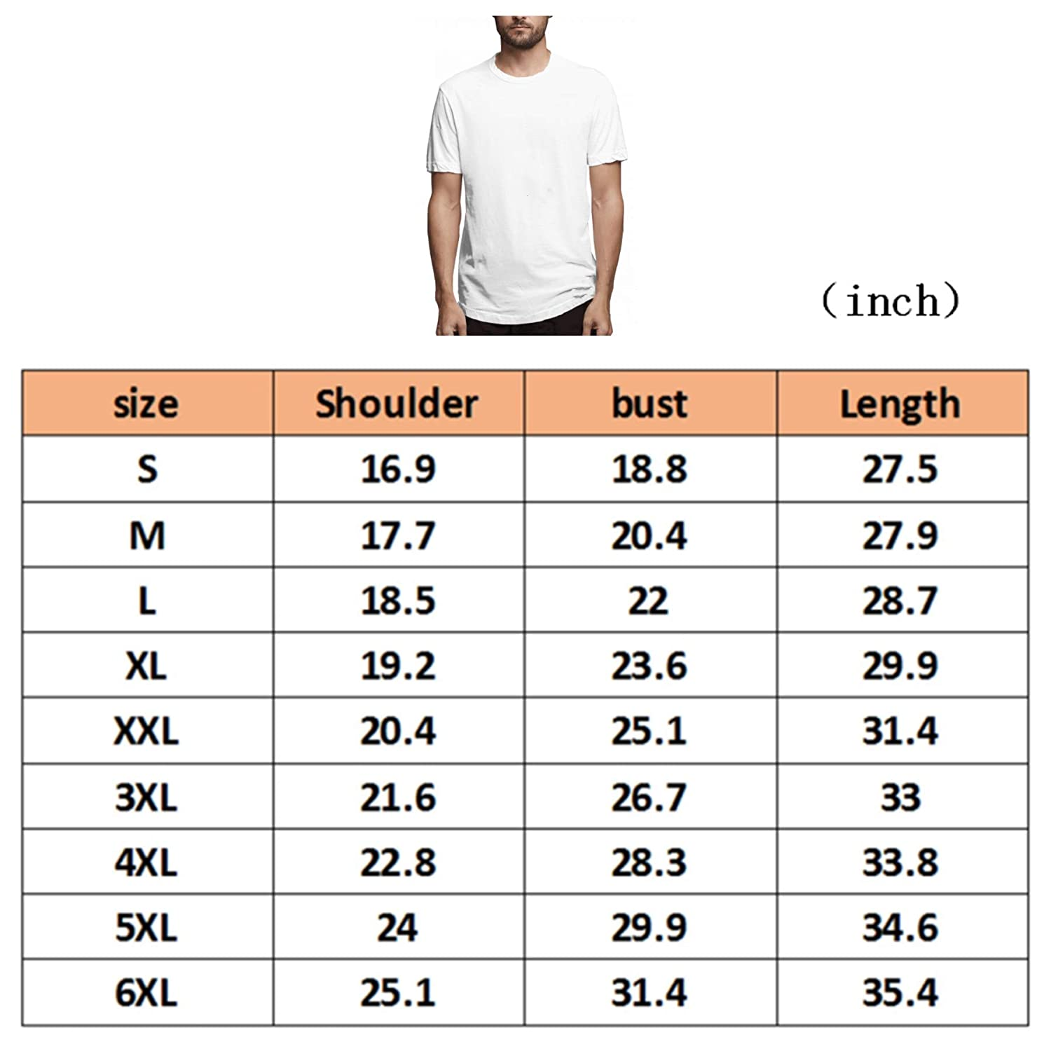 VIIHAHN Men Design I Am Accountant Fashion Jogginground Neck Short Sleeve T-Shirt