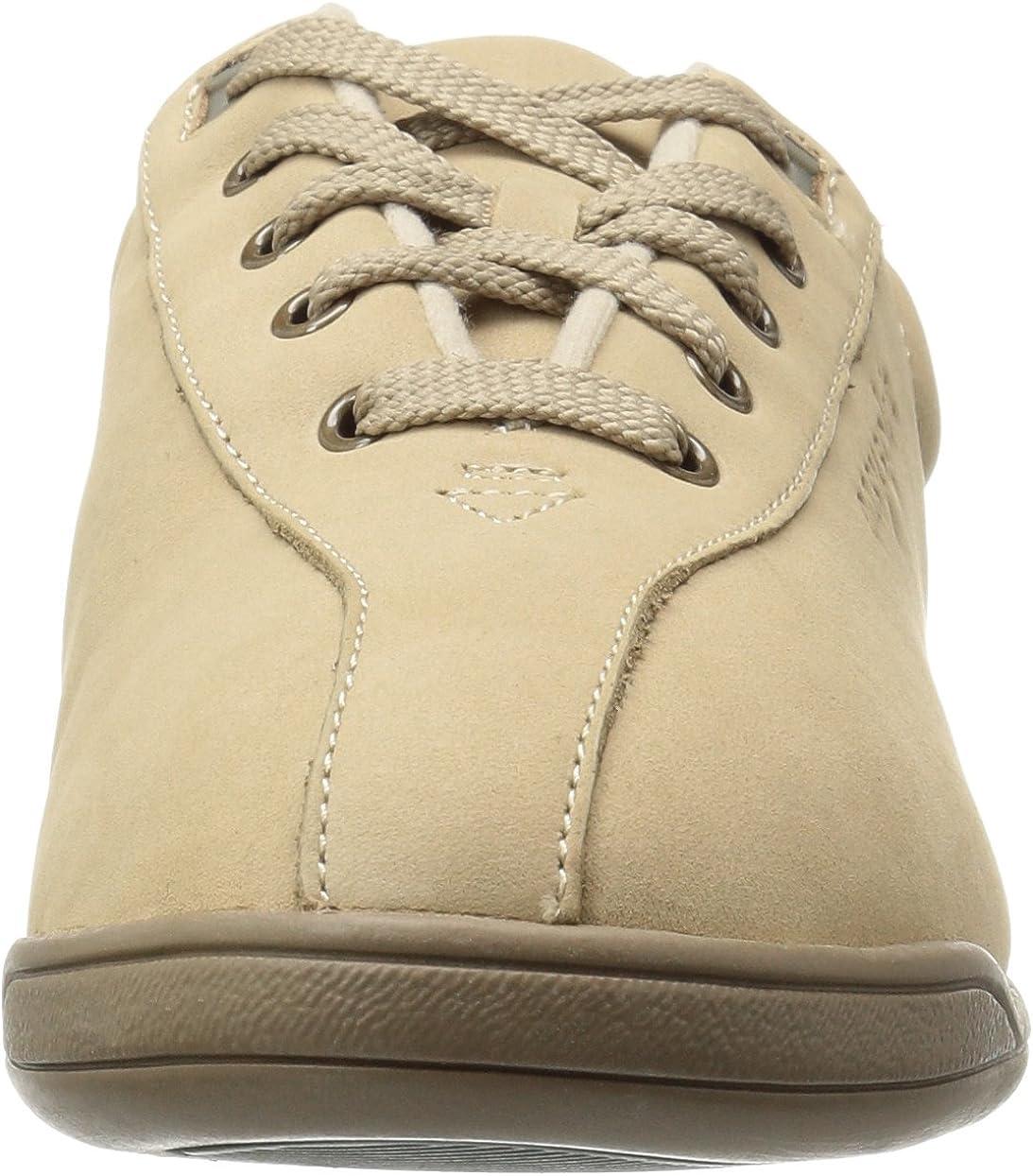 Easy Spirit AP1 Sport Walking Shoe Tan Nubuck