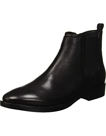 234f00565d Geox Donna Brogue A, Botas Chelsea para Mujer