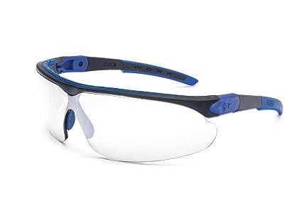 PEGASO 835.97.103 Gafas de Protección, Azul y Negro, L