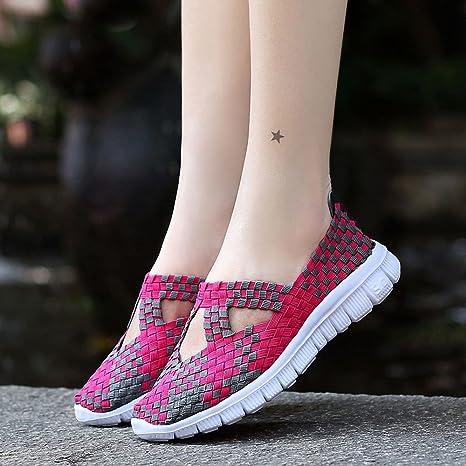 Moda zapatos Zapatos Senderismo Deporte sonnena De Mujer RvgqAS