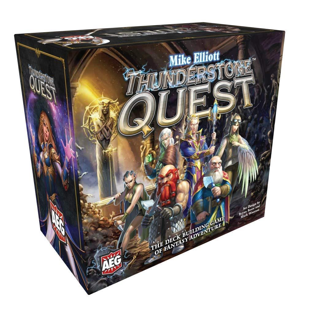 Alderac Entertainment ALD06261 Thunderstone Quest Multi-Coloured Pegasus Spiele
