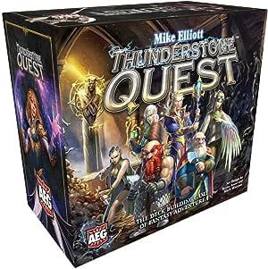 Alderac- Thunderstone Quest, Multicolor (Pegasus Spiele AEG6261) , color/modelo surtido: Amazon.es: Juguetes y juegos