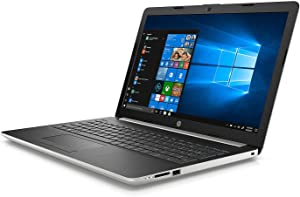 2018 HP 17.3 Inch HD+ High Performance Laptop, Intel Core i5-8250U Quad Core, 8GB DDR4, 256GB M.2 SSD+ 1TB HDD, Intel UHD Graphics 620, Backlit Keyboard, Windows 10, Silver Color