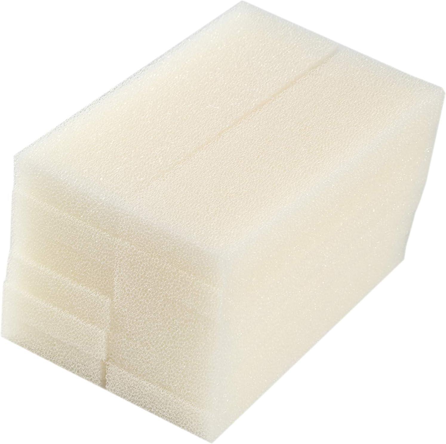 Paquet de 12 LTWHOME Compatible en Mousse Filtres Convient pour Fluval 204,205,304,305