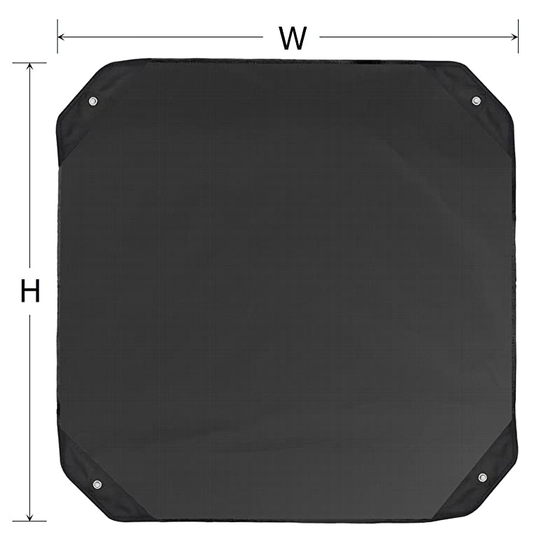 Air Conditioner Leaf Guard Ac Outside Condenser Unit Cover