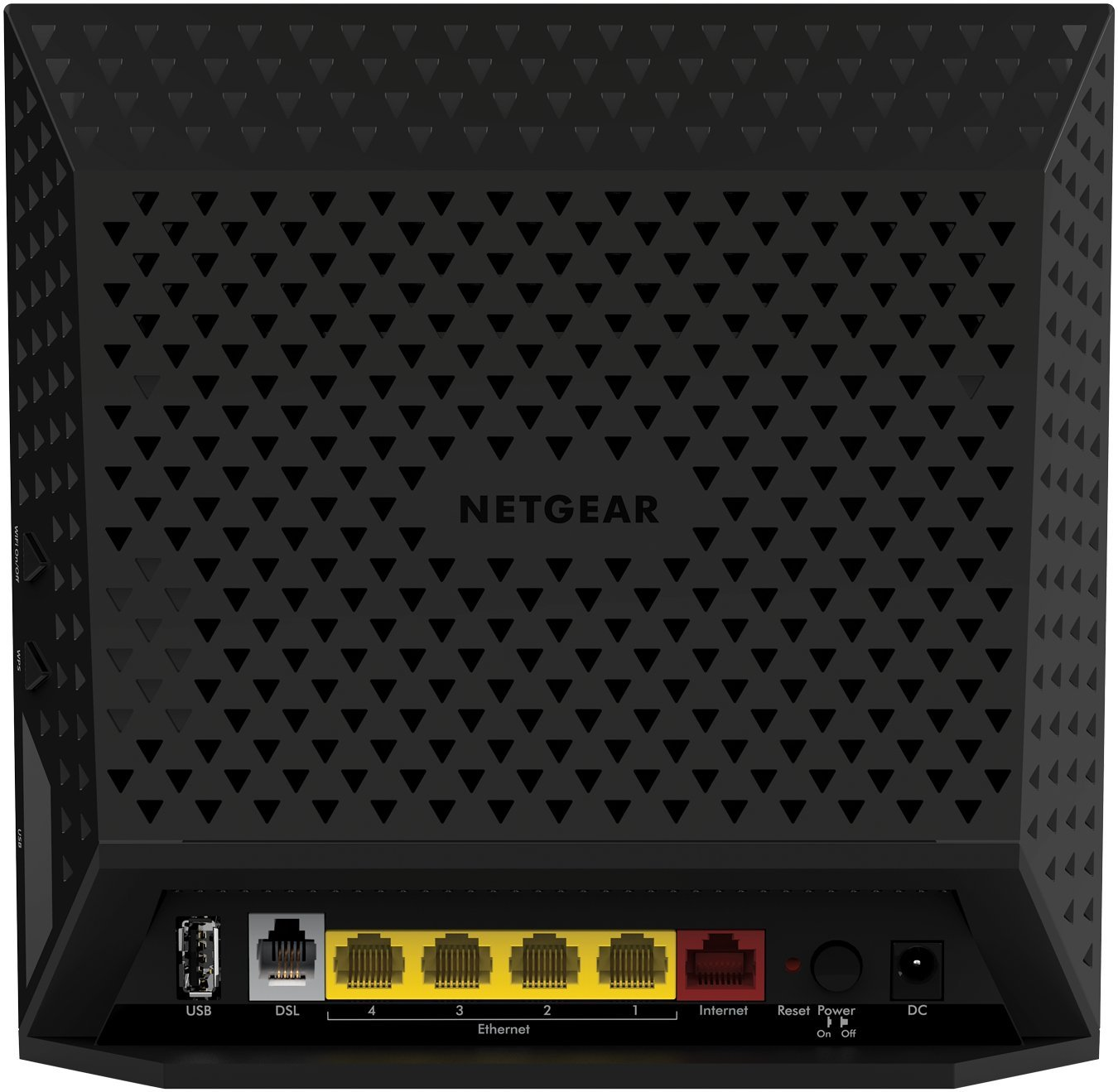 Netgear Ac1600 Wifi Vdsl Adsl Modem Router 80211ac Rj11 Connector Wiring Diagram Centurylink Dual Band Gigabit D6400 100nas Computers Accessories