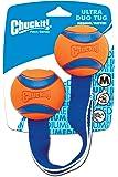 Chuckit! 232201 Ultra Duo, Medium, Orange/Blue