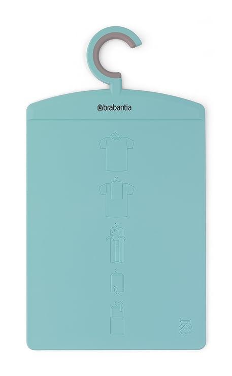 Brabantia 105722 - Tabla para Doblar Camisas, Color Menta