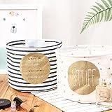 Demarkt Cotton Linen Cosmetic Storage Home Decor