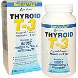 ABSOLUTE NUTRITION THYROX,THYROID ENHANCER, 180 CT