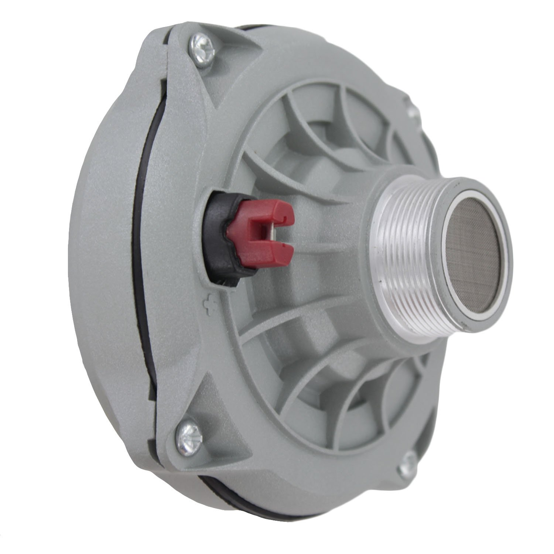 VOYZ Professional 200 Watt 1.5-inch Aluminum Compression Horn Driver Phenolic Diaphragm (Screw-on Type) (VZ-250XT)