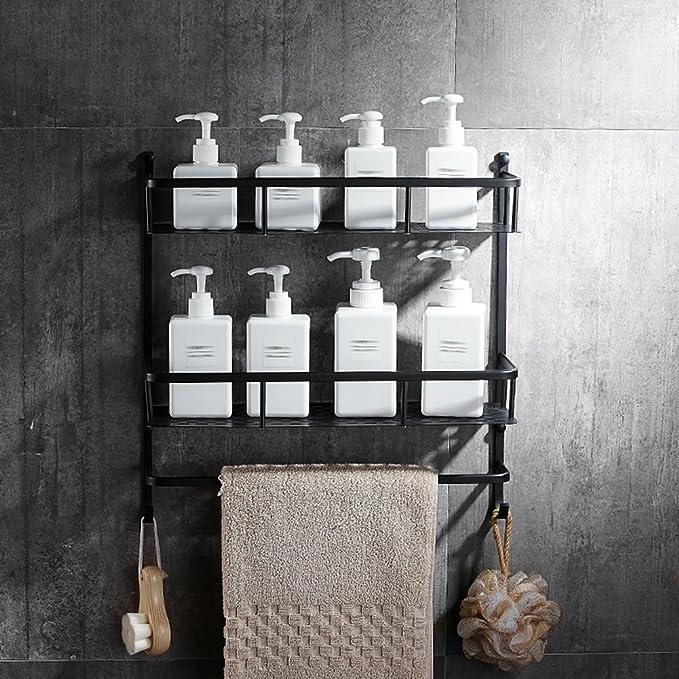 Hohl Design Duschregal Duschkorb Duschablage ohne Bohren