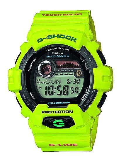86fd7cf3b89d Reloj Casio G-shock gwx-8900 C-3er Hombre Gris  Amazon.com.mx  Relojes