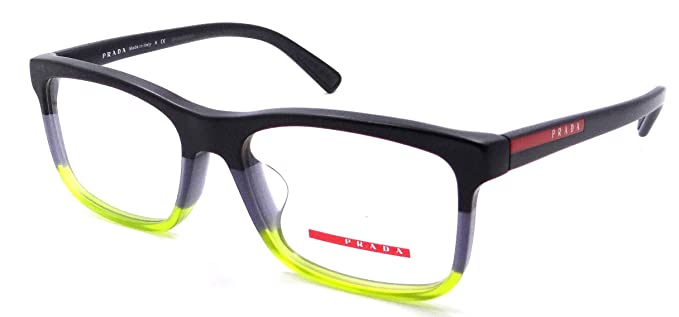 4bc79f105d98 Image Unavailable. Image not available for. Colour  Prada Sport Rx  Eyeglasses Frames Vps ...
