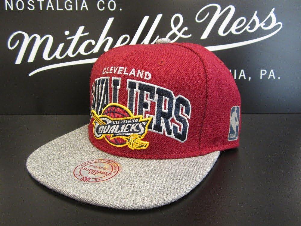 Mitchell & Ness Toros De Chicago Gorra Snapback, Cleveland ...
