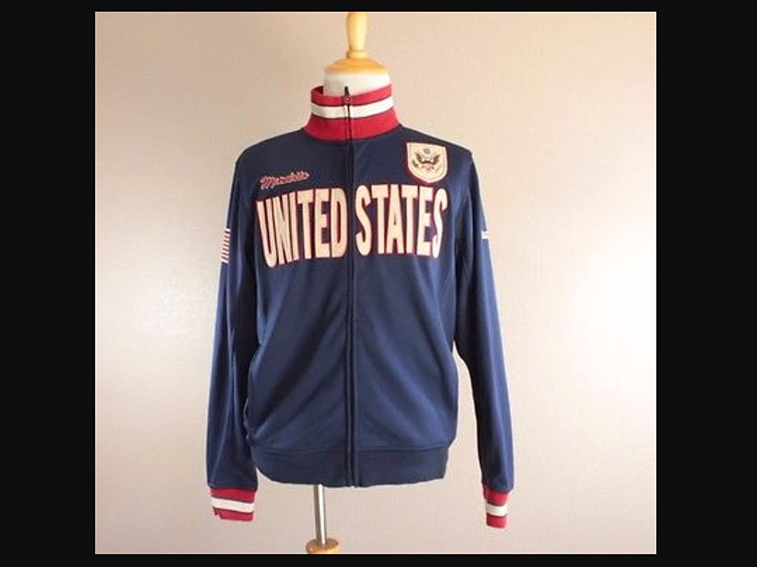 USA United States America Jacket Track Soccer Adult Sizes Soccer Football RhinoX Official Merchandise