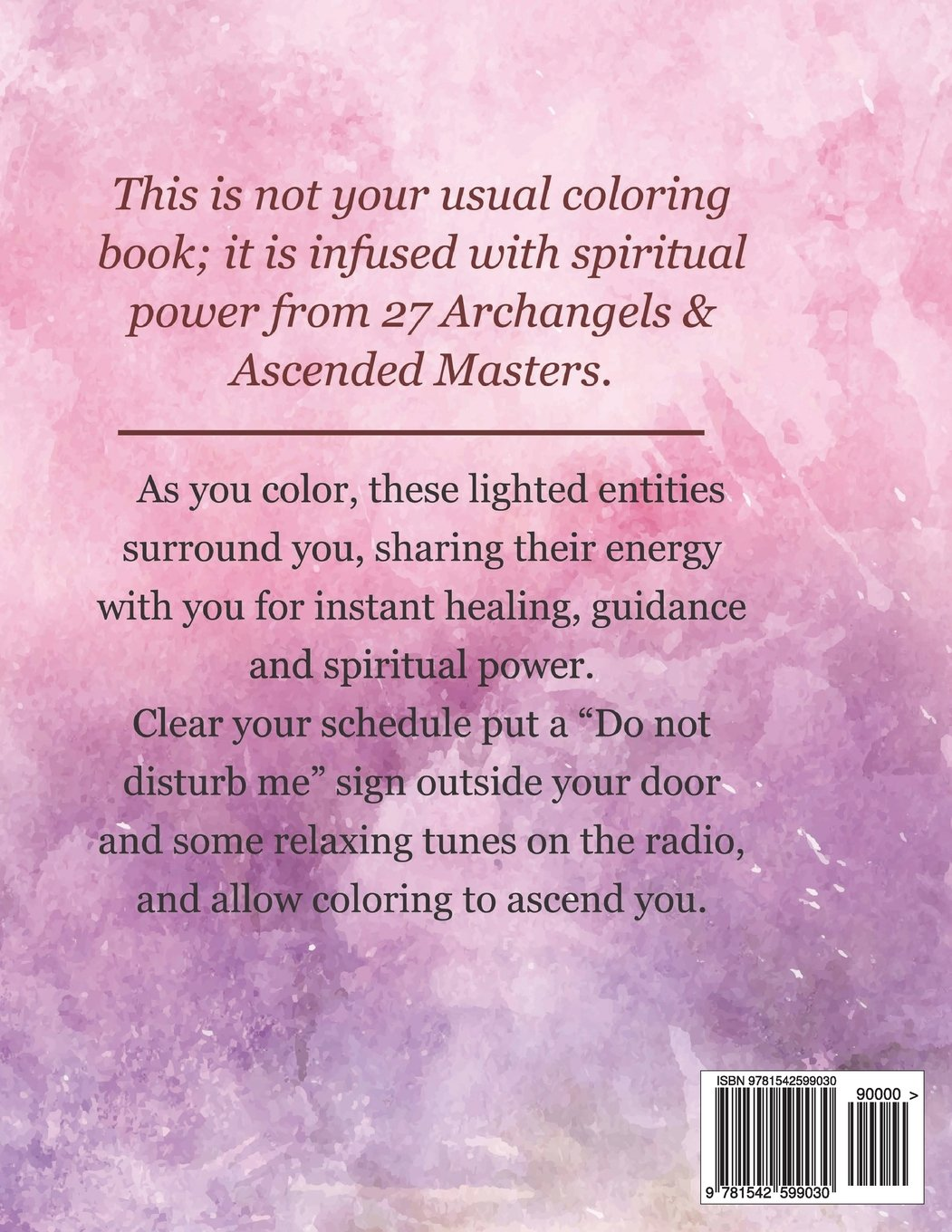 Coloring to Life: Angels and Ascended Masters (Volume) (Volume 1 ...