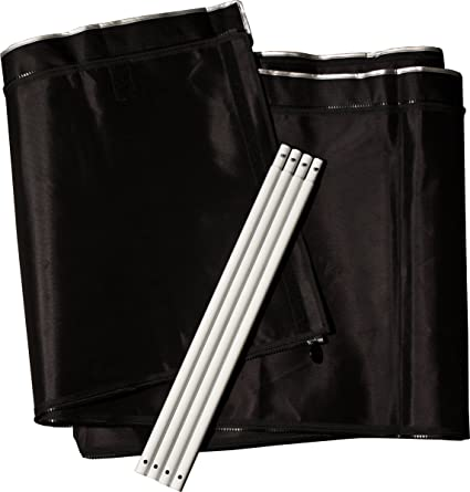 Gorilla Grow Tent Extension Kits (2x4 Lite Line 1' ext)
