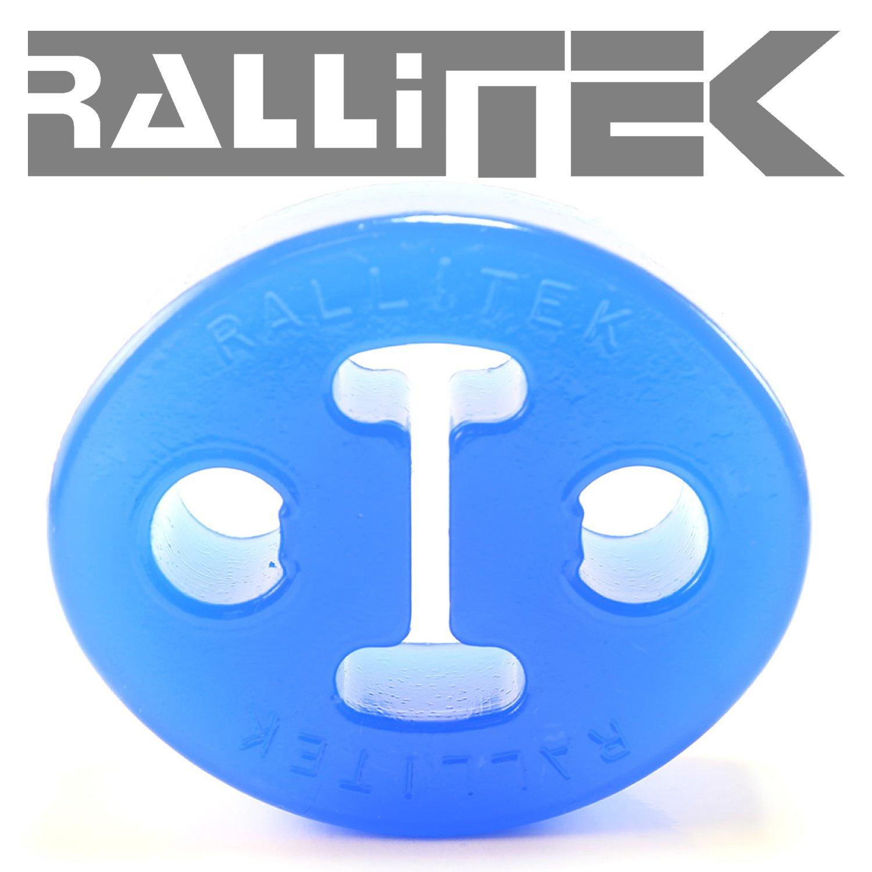 RalliTEK 35mm Short Polyurethane Exhaust Hanger w/12mm ID - WRX & STI 08-16/Legacy & Outback 05-09/Baja 03-06/BRZ & FR-S 13-16/More RTEK-112389