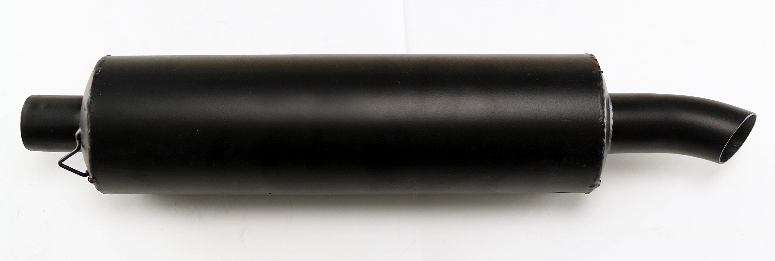 Universal Exhaust Muffler Pipe For Dirt/Street Bike, Scooter, ATV, Quad, 64-499