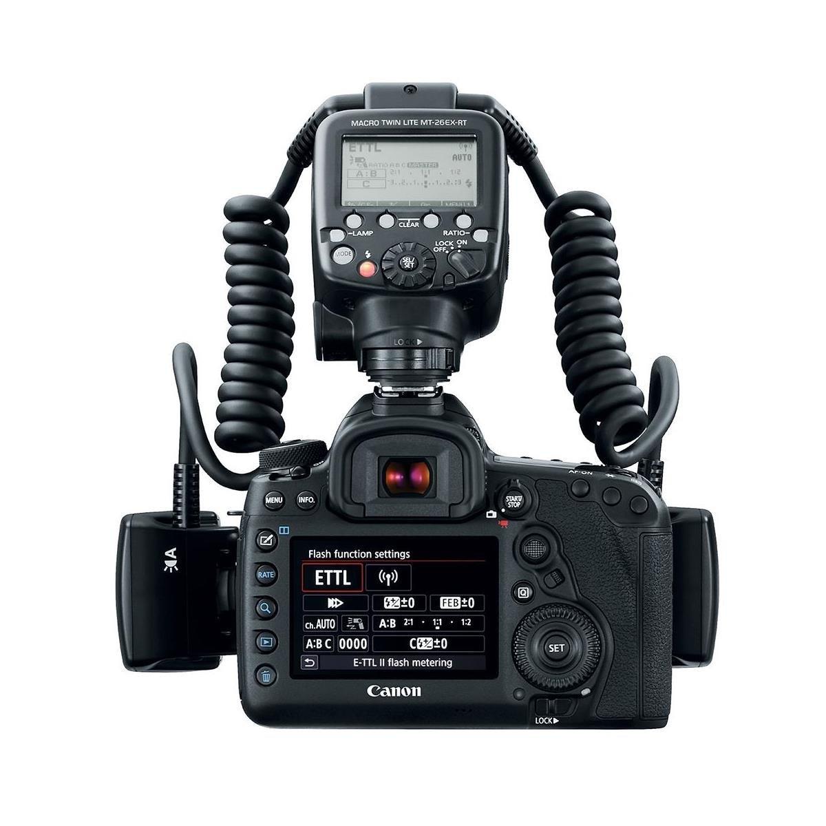 Canon MT-26EX-RT Macro Twin Lite Flash Unit USA Warranty With Accessory Bundle. by Canon (Image #4)