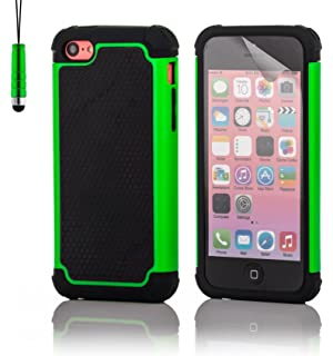 3dfb6ae1d41 32nd ShockProof Series - Dual-Layer Shock and Kids Proof Case Cover for Apple  iPhone