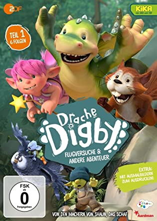 Drache Digby   Teil 1: Amazon.co.uk: DVD & Blu ray