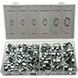 125 x Universal 2 oreilles colliers de serrage/leitungsschelle colliers de serrage-jeu de 8 à 20 mm (alkan