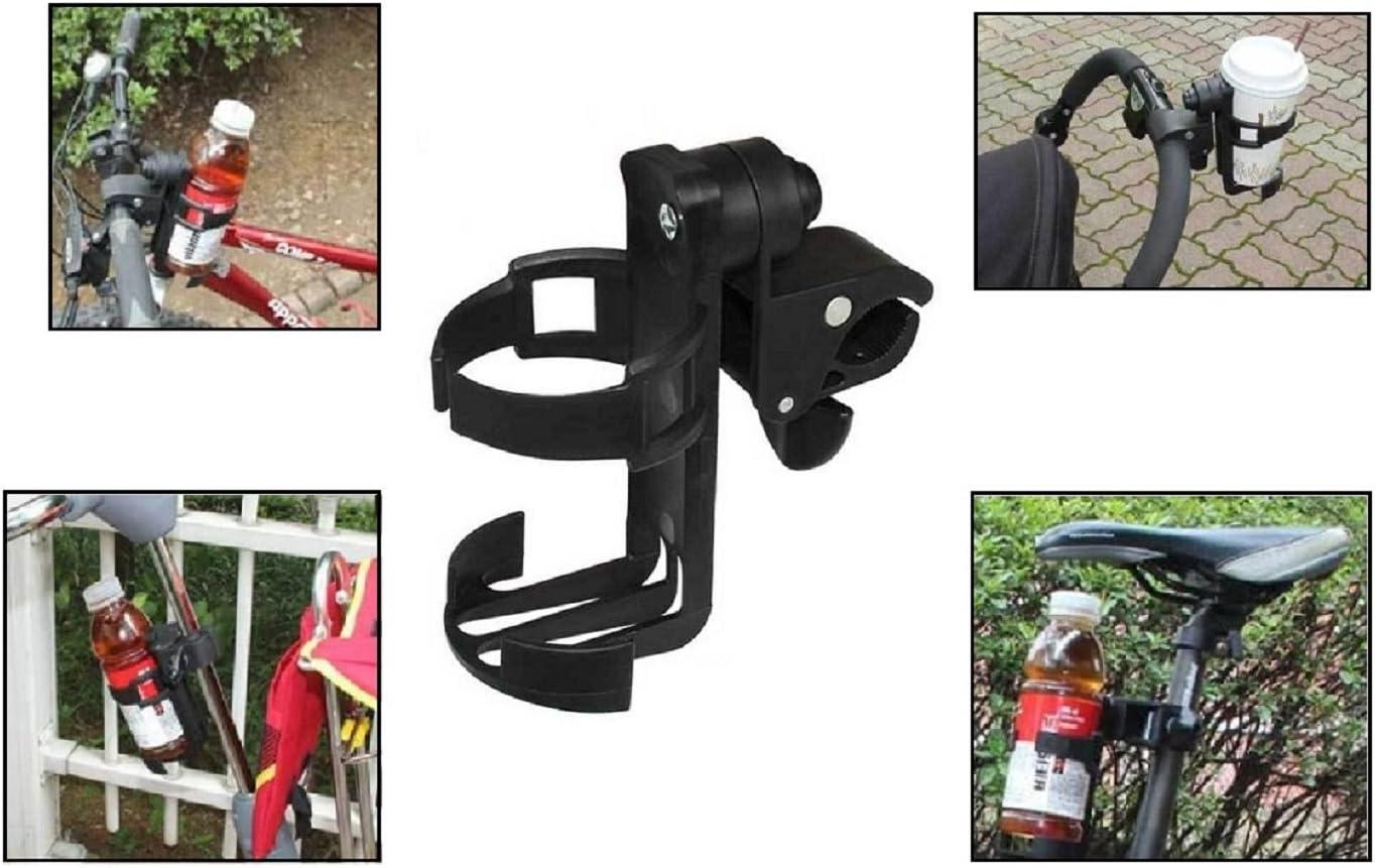 LL-Golf Soporte Universal de Bicicleta/paseante/Silla de Ruedas/Andador Soporte de Botella/Bottle Holder