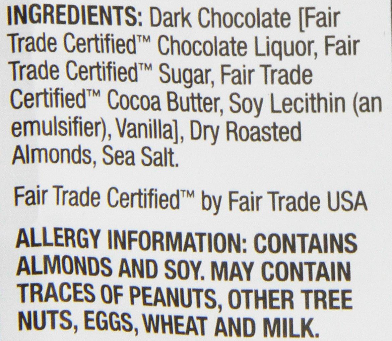 Amazon.com : Bark Thins Dark Chocolate Almond with sea salt - 4.7 ...