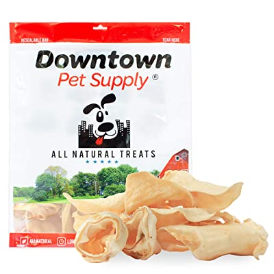 Downtown Pet Supply All Natural Jumbo Cow Ears