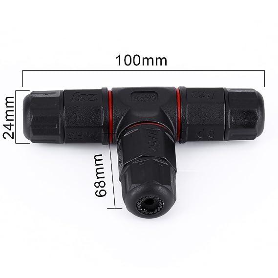 Republe Auto-Schlange-Kopf ABS Schaltknauf Auto-Bewegung aktivierte LED-Lichtgriff Shifter Schaltgetriebe Automatik Gangschaltung Knob