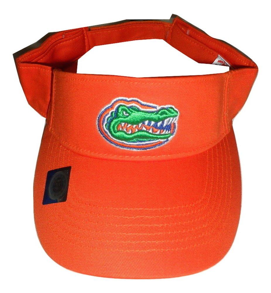 Florida Gators Adult Team Logo Visor Orange