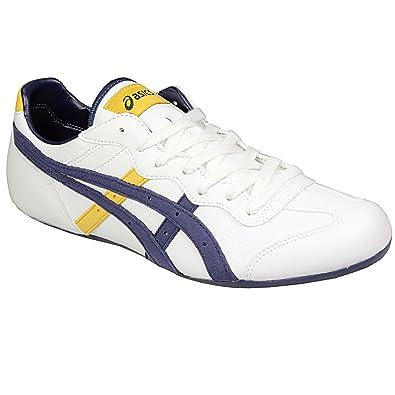 asics sneaker whizzer lo white/black