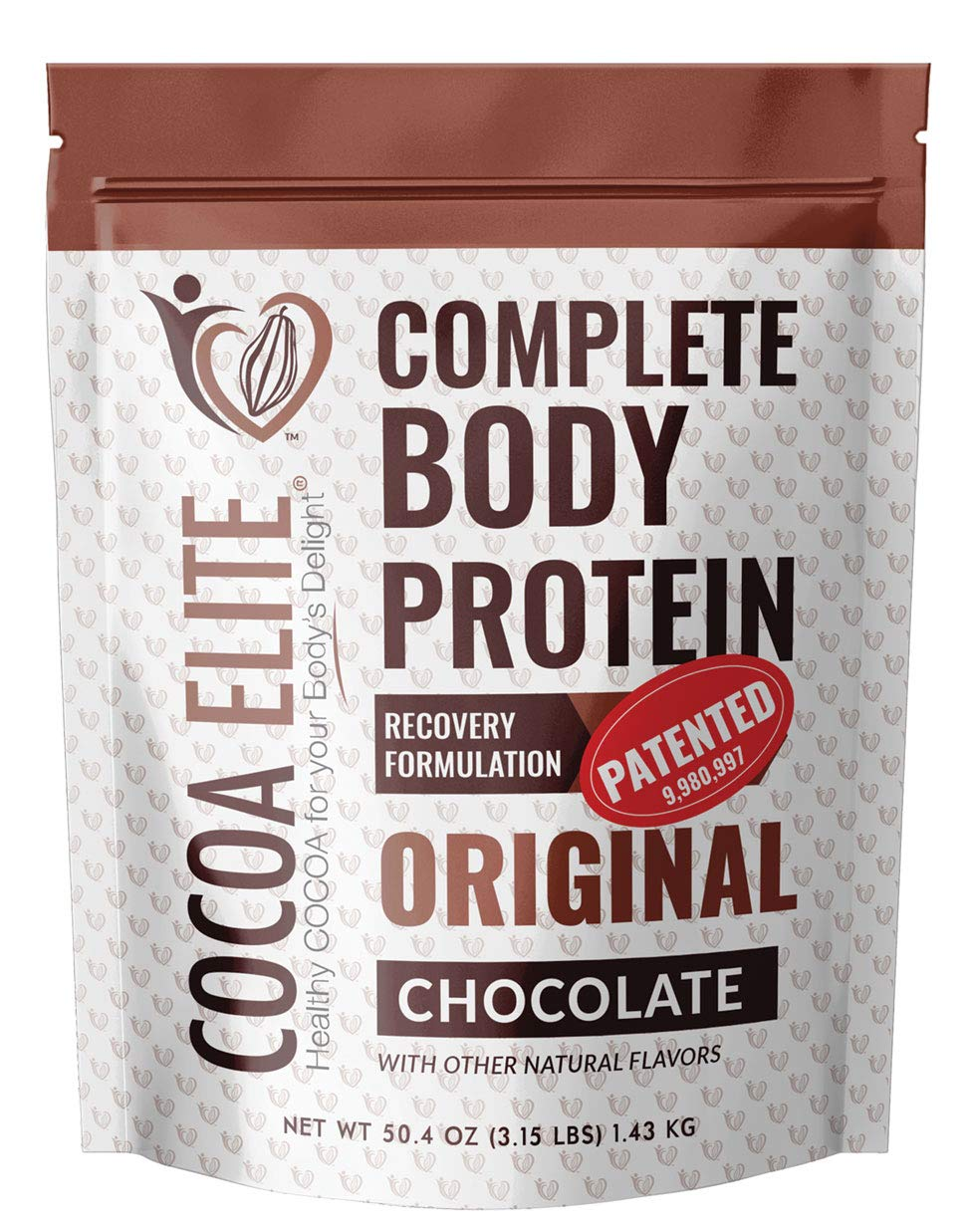 Cocoa Elite Complete Body Recovery Protein