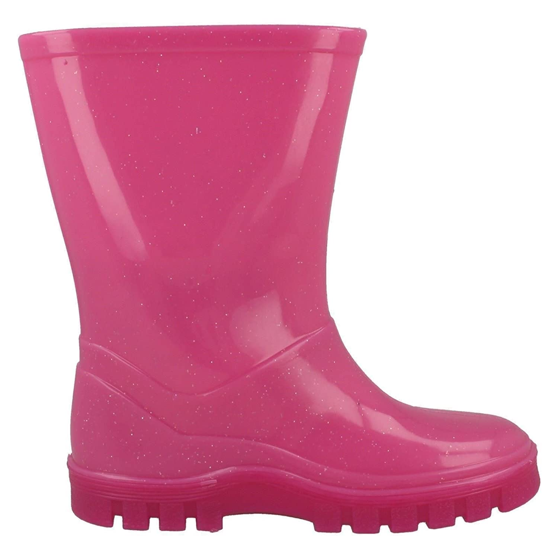 £5.99 Retail Price Girls Doc McStuffins Pink Wellingtons by Disney