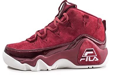 Fila Women's 95 1010485-40k Hi-Top Trainers: Amazon.co.uk ...