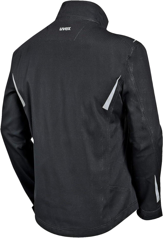 Uvex Herren KLASSISCHER Schnitt freizeittauglichen Bundjacken-Design Synexxo Professionelle Workwear im sportlichen